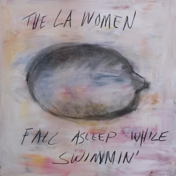 The-LA-Women-Mixed-Media-on-Canvas-36x36