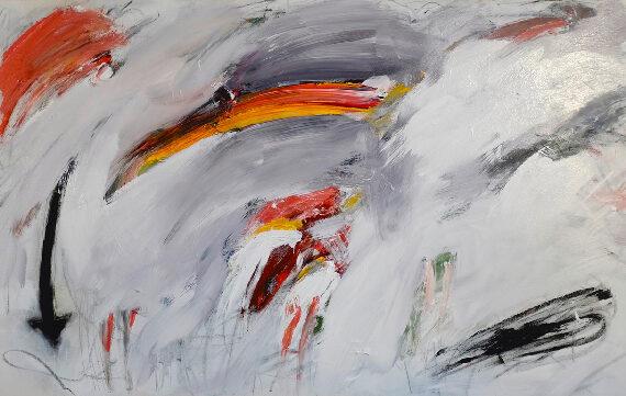 Untitled-Acrylic-on-Canvas-3'x5'